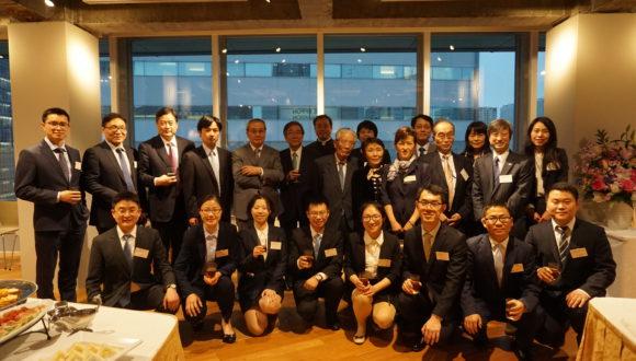 新しい始まり~日中笹川医学奨学金制度第五次制度キックオフ!第40期(学位取得コース)研究者歓迎式典を開催しました