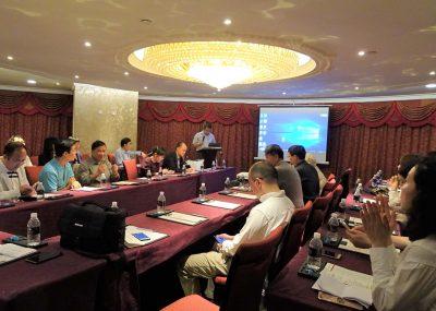 笹川同学会上海支部交流会が開催されました