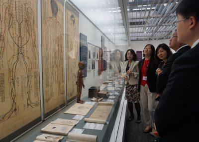 北京市衛生・計画生育委員会訪日団が順天堂医院を参観しました