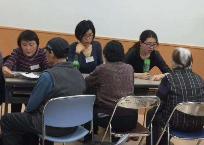笹川同学会日本支部が健康講座・健康相談会を開催しました