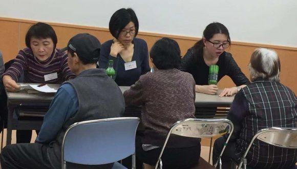 笹川同学会日本分会召开健康讲座和健康咨询会