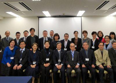 笹川同学会日本支部が2018年度総会・学術セミナーを行いました