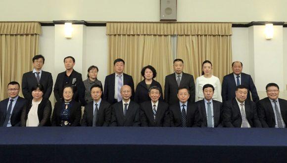 中国山西省・吉林省合同病院長訪日研修を行いました