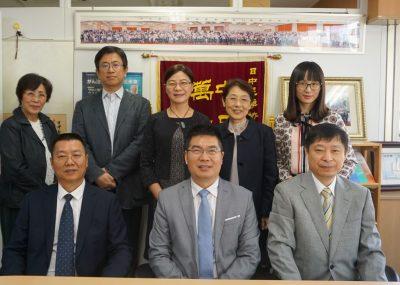 浙江省人民医院訪日団が協会を訪問されました