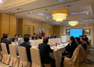 笹川同学会華東地区学術交流会が開催されました