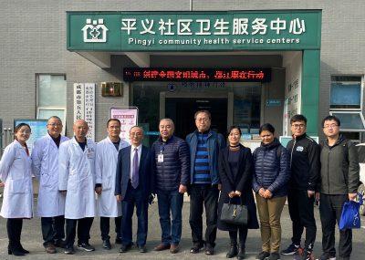 笹川同学会の地域医療支援活動が四川省都江堰市で実施されました