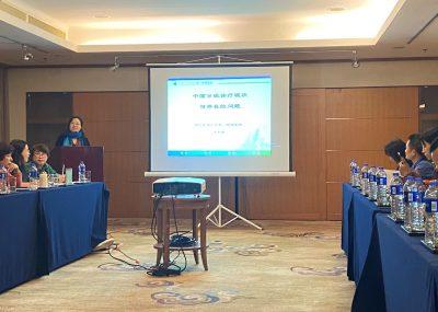 笹川同学会西北・河北・河南地区学術交流会が開催されました