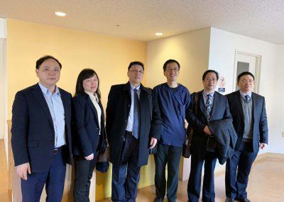 中国福建省婦幼保健院小児科医師訪日団を招請しました