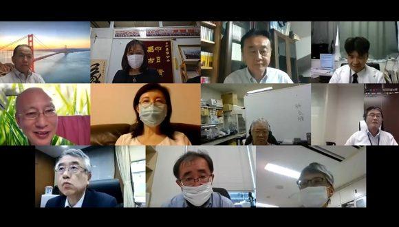 【日中医学协会】推行线上办公