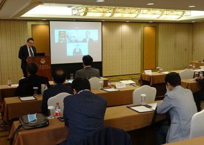 笹川同学会事業《日中ハイエンド医学フォーラム~中医薬の医療改革における役割》が開催されました