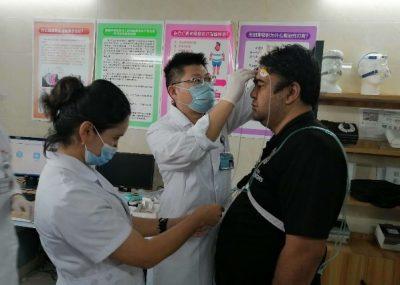 笹川同学会が新疆ウイグル自治区で睡眠呼吸障害研修を実施しました