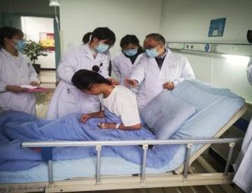 笹川同学会の地域医療支援活動が四川省雅安市で実施されました