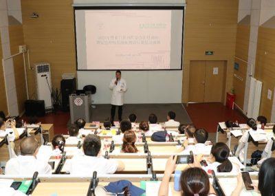 在中日友好医院面向二级医院医生实施呼吸系统疾病培训